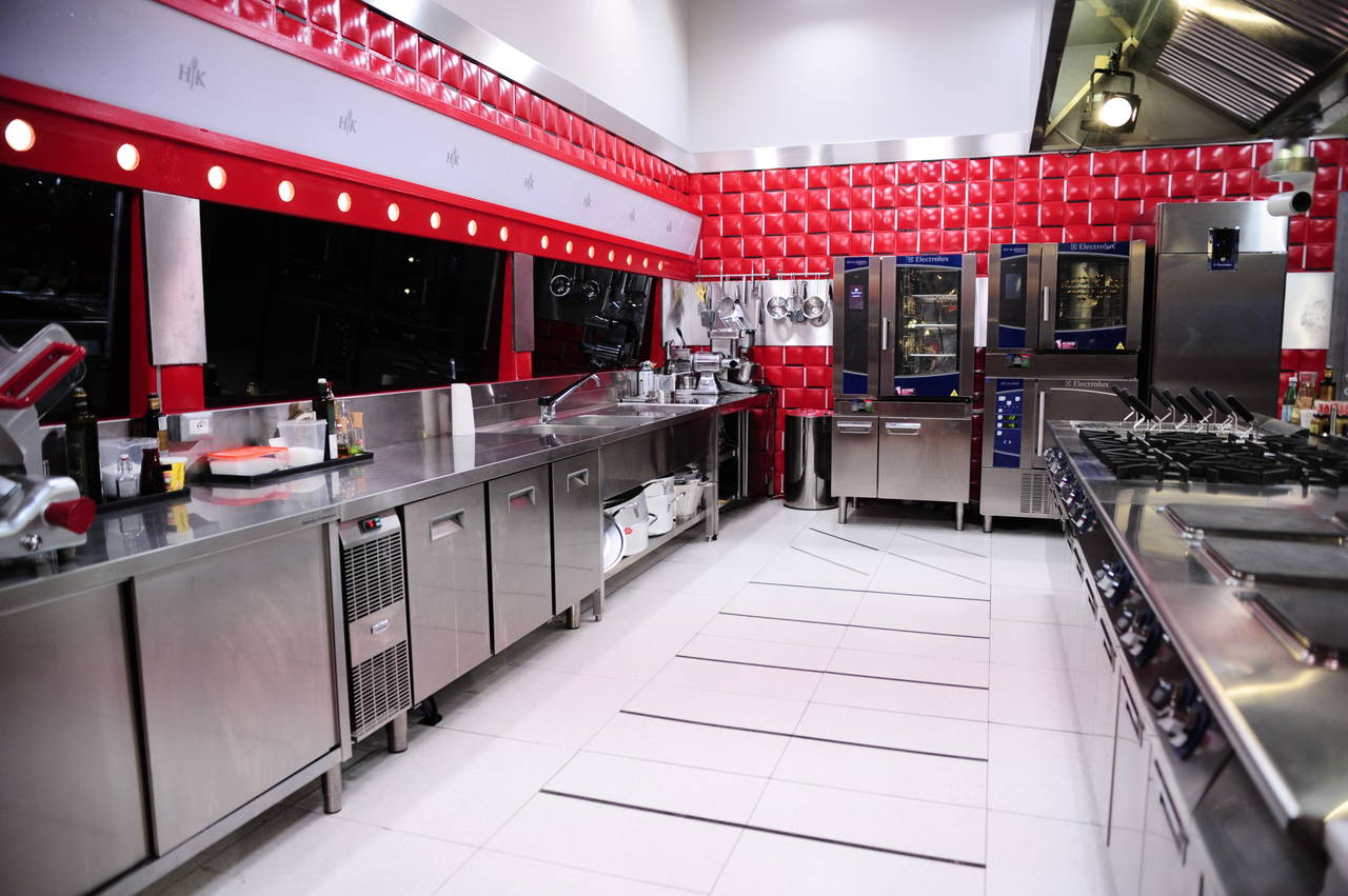 scavolini ed electrolux a hell's kitchen italia | ambiente cucina - Cucine Electrolux