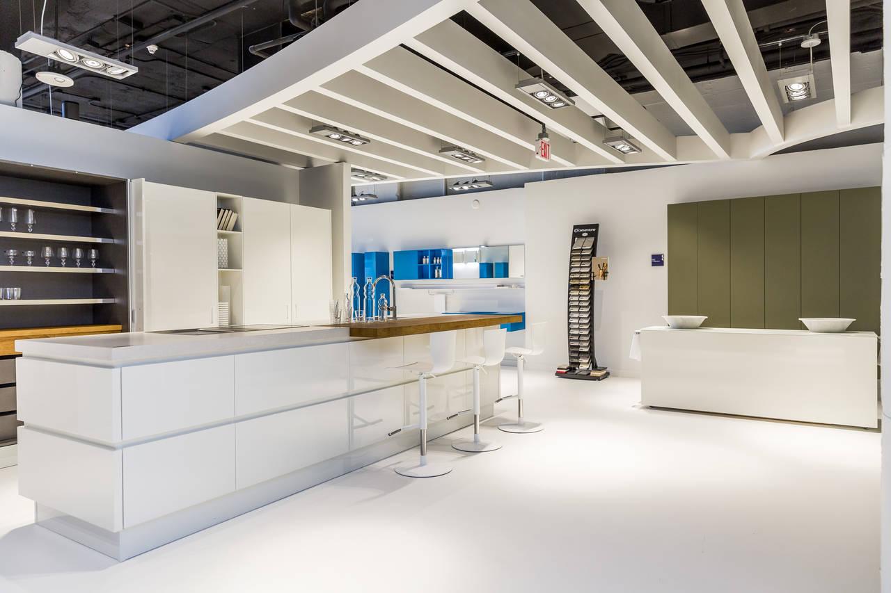 Nuovi Scavolini Store a Boston e a Milano