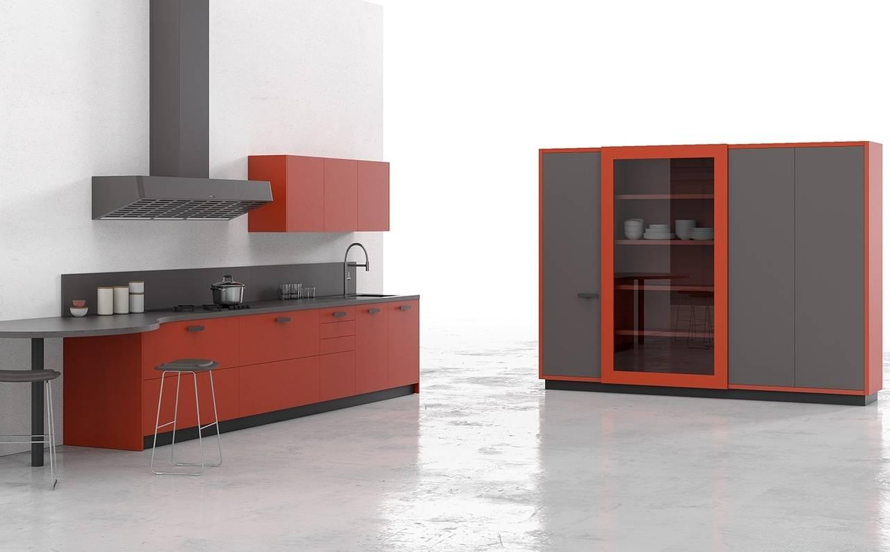 Credenza Con Forno : Madie e contenitori free standing ambiente cucina