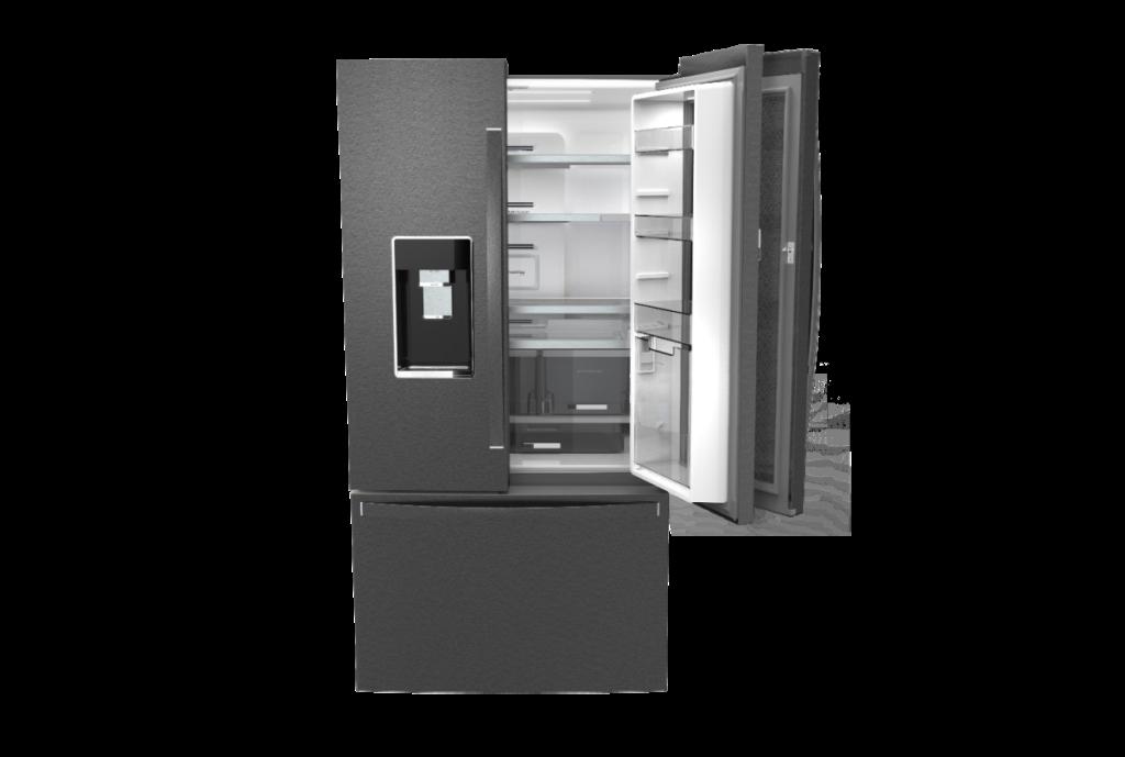 Il frigorifero doppia porta Whirlpool French Door-within-Door che permette di mantenere le bevande molto fredde grazie a un nuovo sistema di raffreddamento