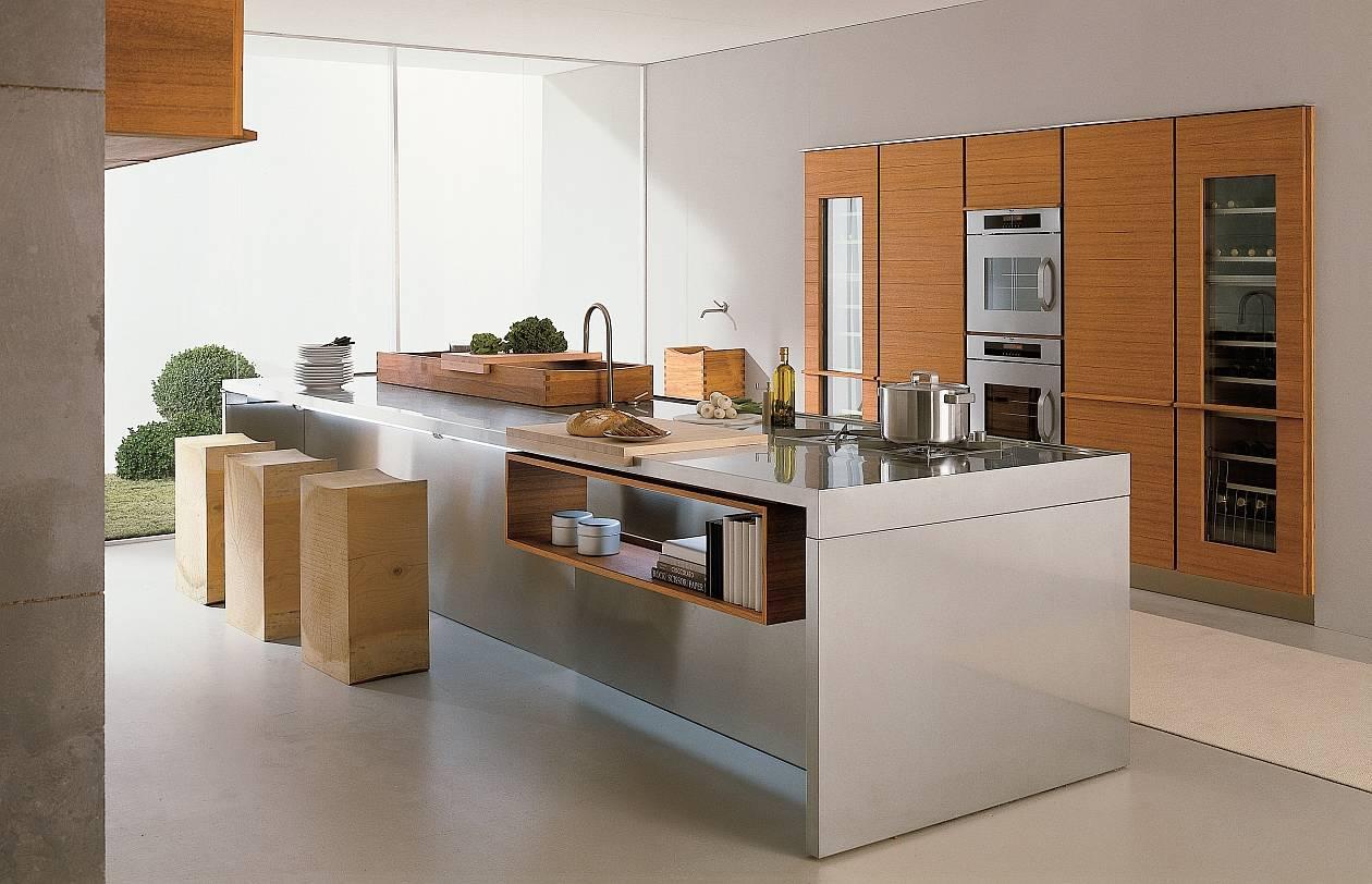 Riva 1920 un 39 azienda fondata sulla passione per il legno ambiente cucina - Mobili che passione ...