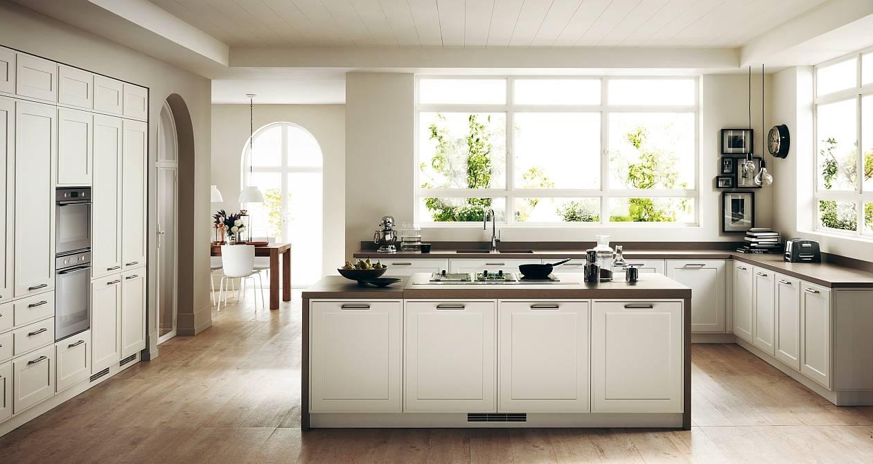 Il fascino delle ante a telaio | Ambiente Cucina