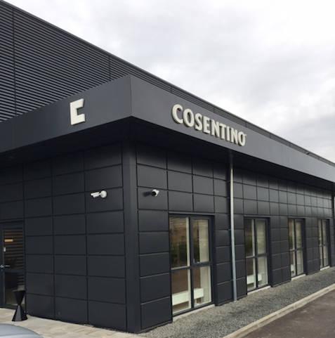 Il nuovo Center inaugurato dal Gruppo Cosentino in Danimarca