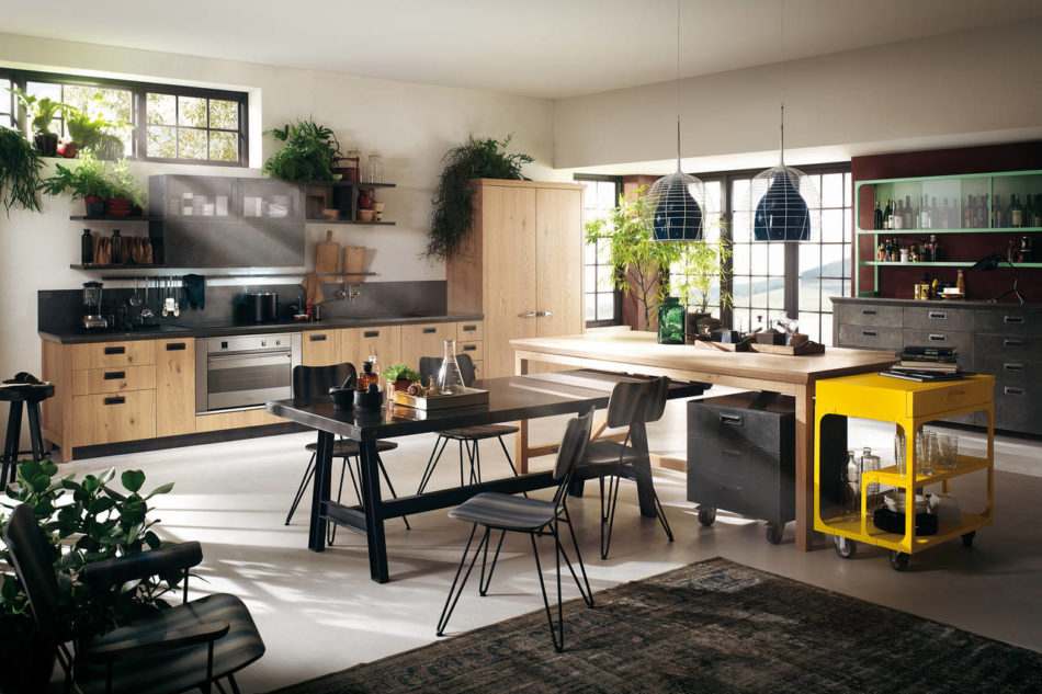 DIesel Social Kitchen è tra i protagonisti del nuovo Scavolini Store di Gallarate