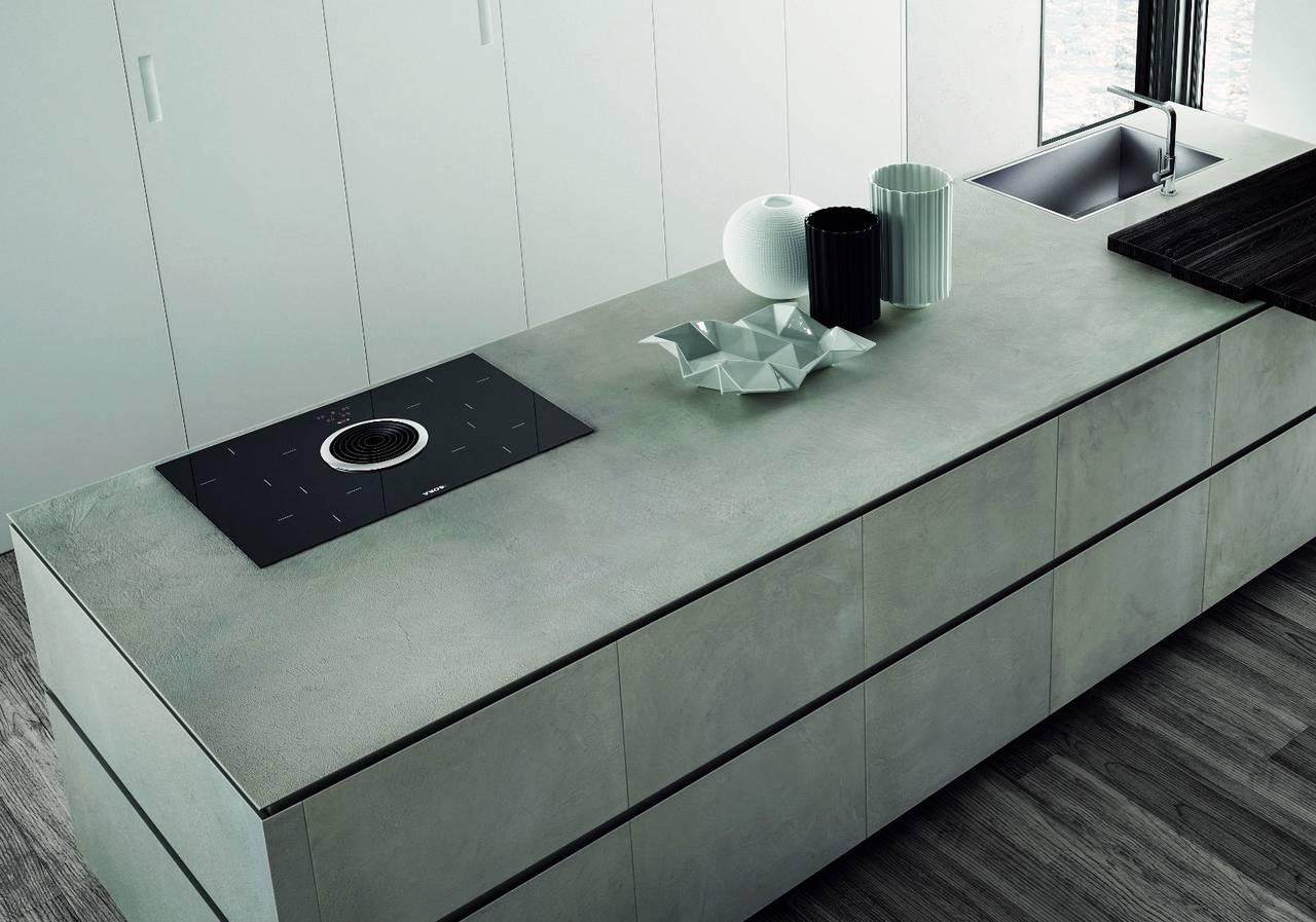Top cucina cemento opinioni best cucina start time giovane e pratica with top cucina cemento - Zampieri cucine opinioni ...
