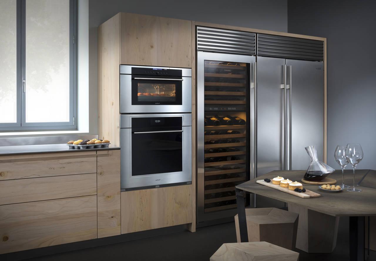Toncelli sceglie gli elettrodomestici di Frigo2000 | Ambiente Cucina