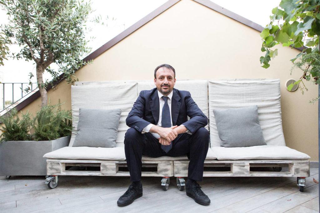 Sebastiano Cerullo, direttore generale di FederlegnoArredo
