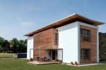 Rubner Haus: vivere in una casa di legno