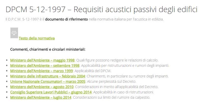Figura 3 - Circolari ministeriali di chiarimento su www.anit.it