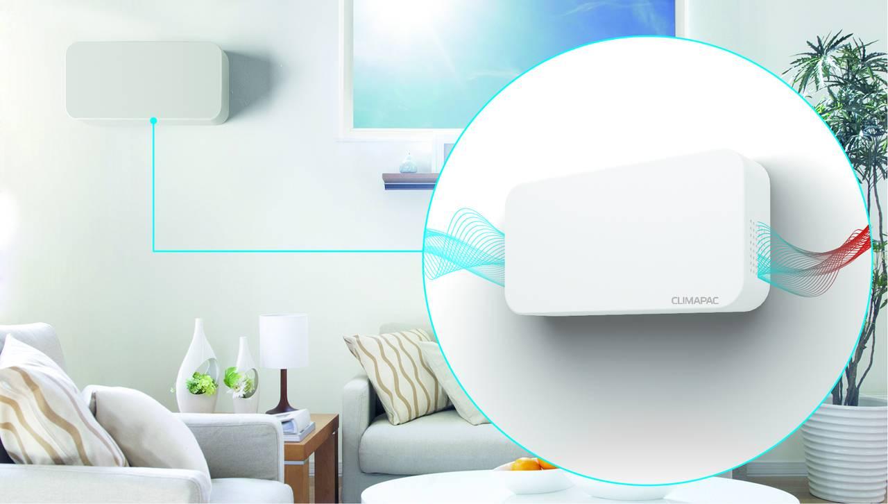 Sistemi di ventilazione climapac salute e benessere per la casa - Sistemi per riscaldare casa ...