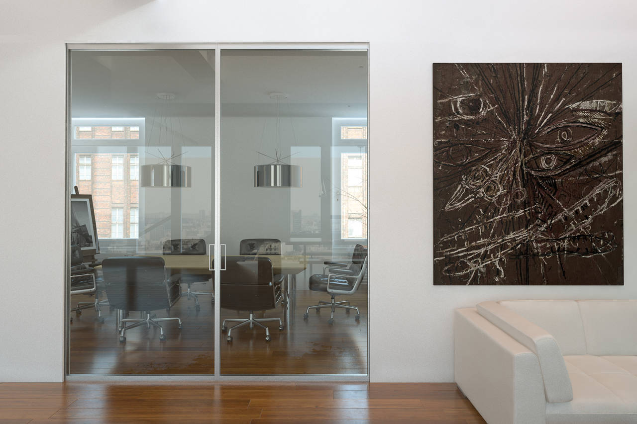 La casa con essential by scrigno diventa un gioco di spazi e luce - Porta scrigno essential ...