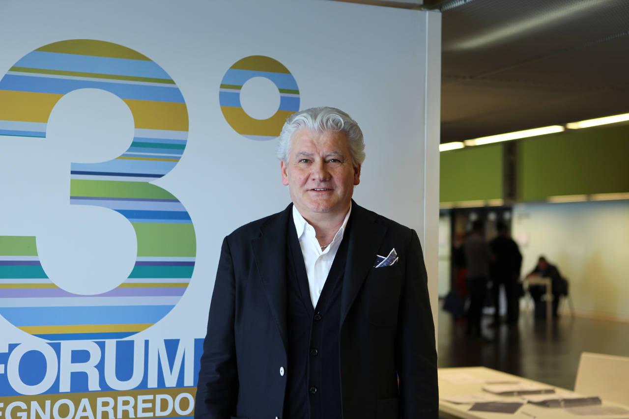 Adolfo Boazzo, Presidente del Gruppo porte d'ingresso di Edilegno Arredo