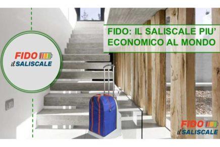 Mario Carrelli: dal trasporto serramenti a Fido Saliscale