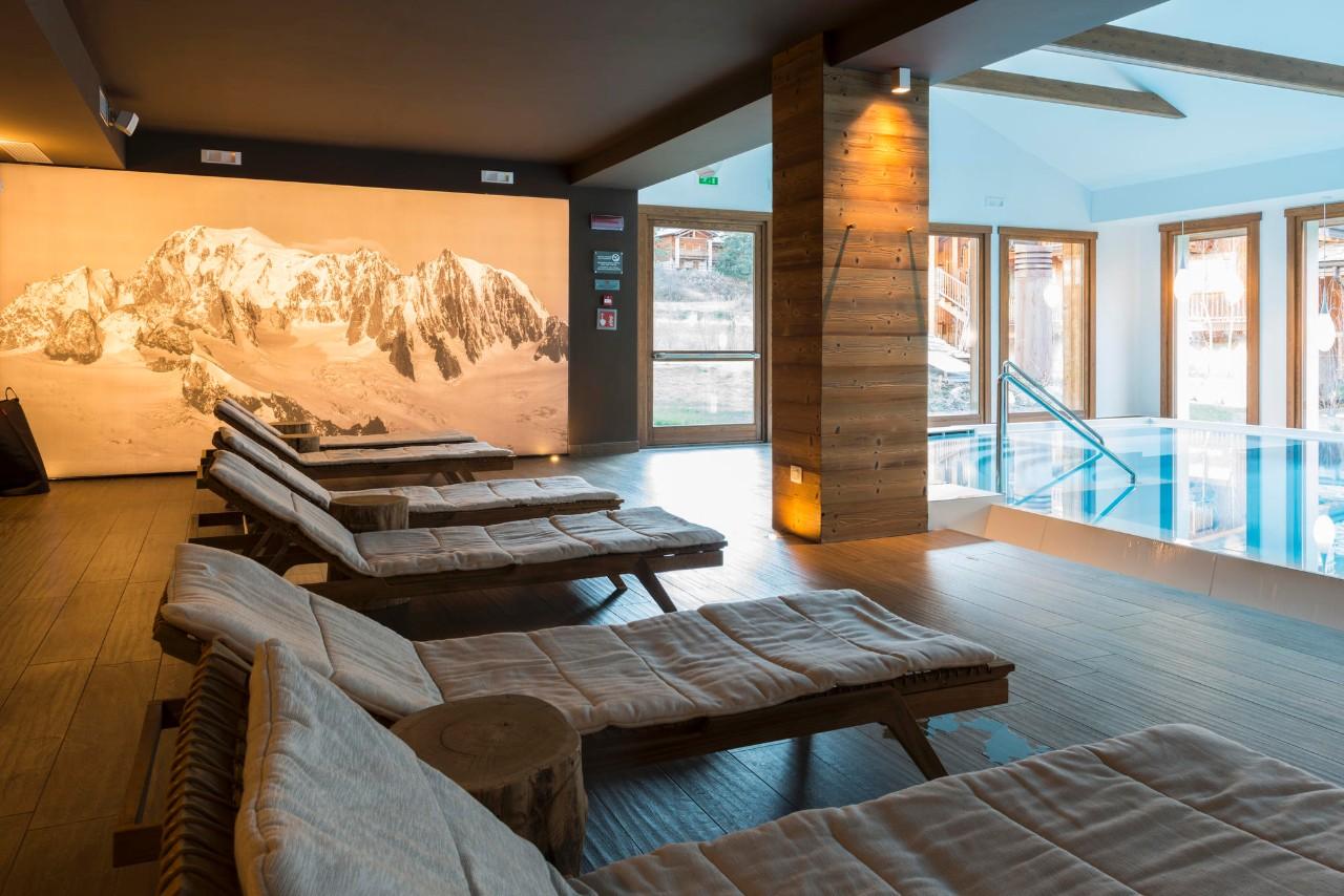 Hotel Nira Montana di La Thuille