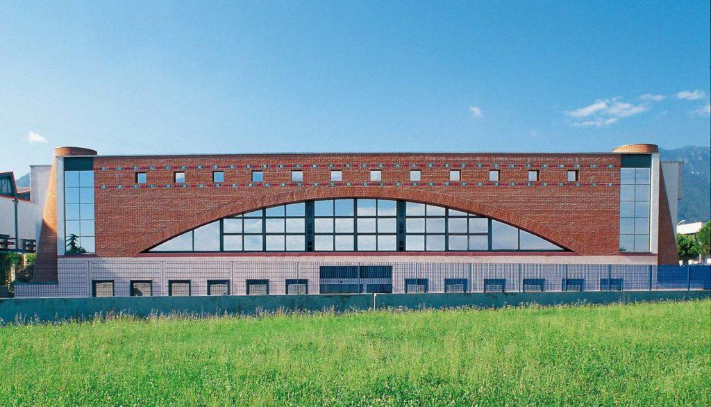 La sede centrale di Romano D'Ezzelino