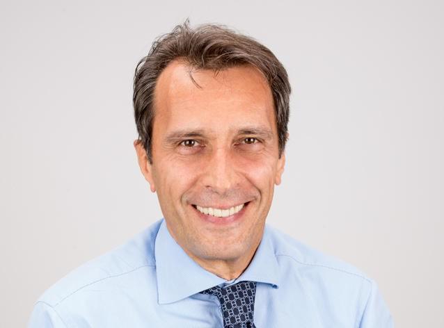Il Direttore Ricerca e Sviluppo Corporate di Gewiss, Giovanni Lomboni