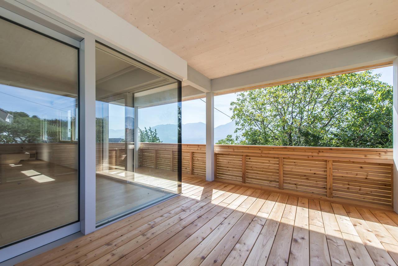 Internorm presenta la finestra kf 200 elevati standard di serie - La finestra biz ...