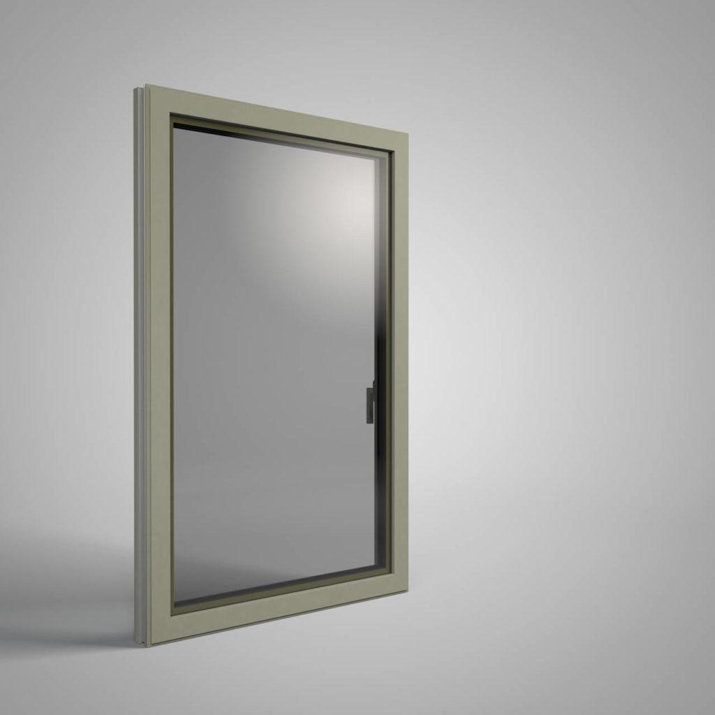 Elemento FIN-Project Nova-line Plus ForRes, vista esterna