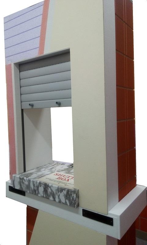shutter box vmc, esterno