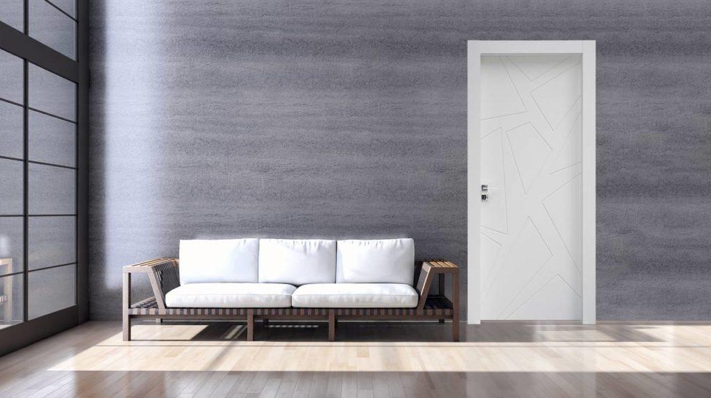 Finestra Artwork di Nusco Porte nasce dal desiderio di creare un prodotto elegante e allo stesso tempo innovativo