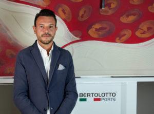 Claudio Bertolotto, CEO dell'azienda