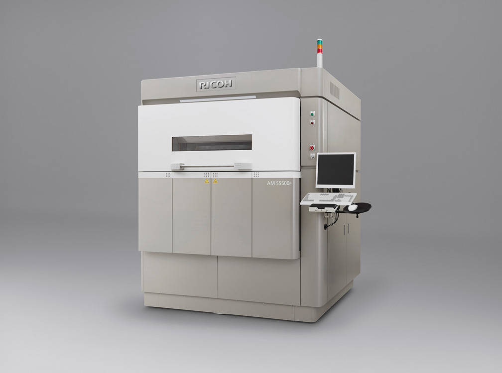 La stampante 3D Ricoh Am S5500P