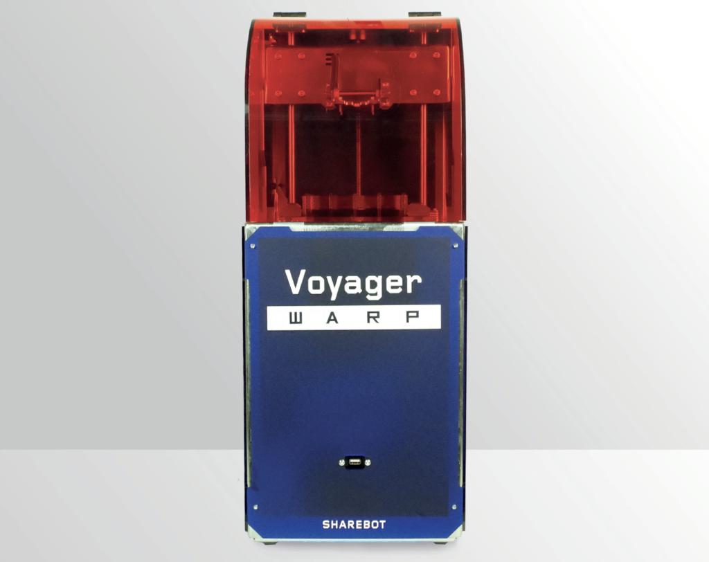 Sharebot Voyager Warp