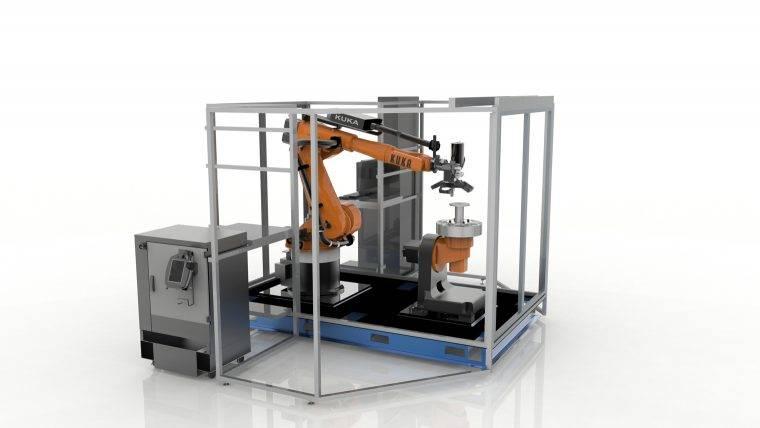 Il dimostratore Robotic Composite 3D di Stratasys è portatore di un approccio ibrido per la produzione automatizzata di pezzi compositi che esce dalla mentalità di stampa a strati e consente di ottenere il pieno valore della fabbricazione additiva, da applicare alle strutture composite ad alto valore, rendendole più leggere.