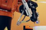 Da +LAB Atropos, il braccio robotico che stampa resine in 3D