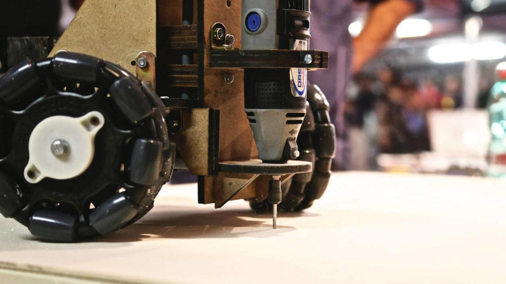 Goliath robot