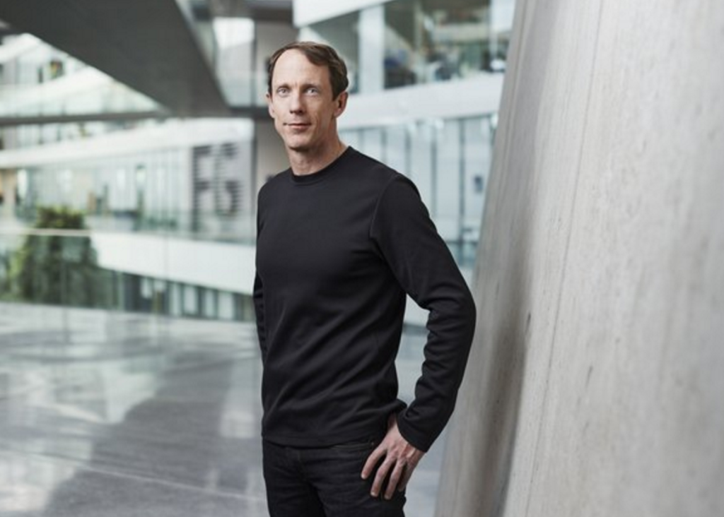 Eric Liedtke, Global Brand manager di Adidas