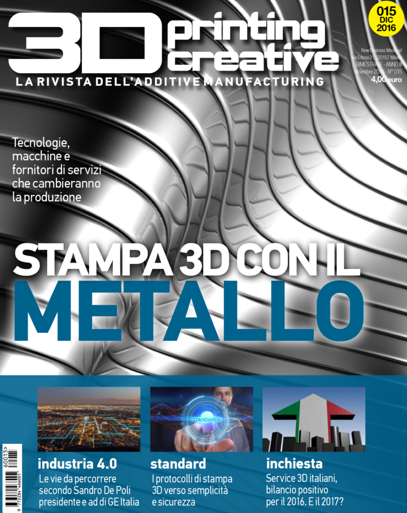 3D Cover 15 intera metallo