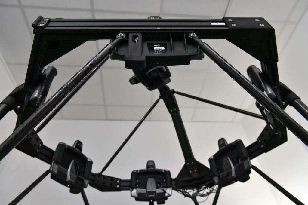 Fuel3D 360 Scanner