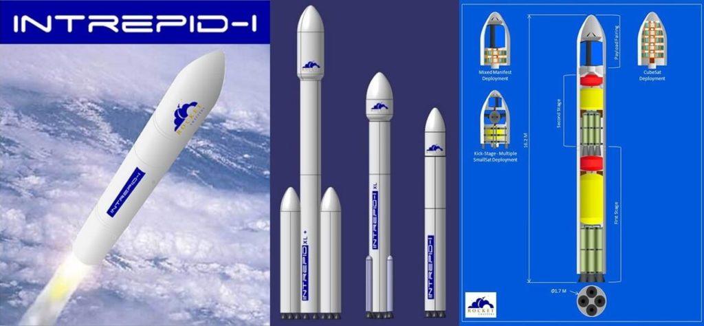 Rocket crafters razzo combustibile