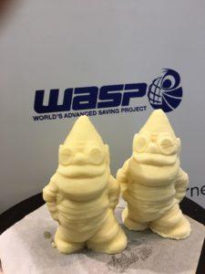Wasp cibo frollo