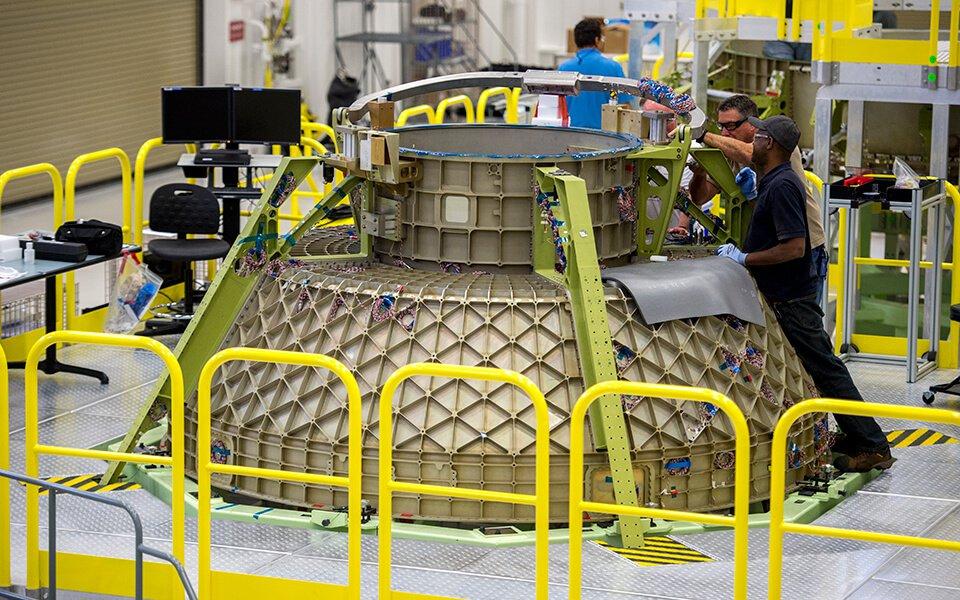 Boeing va nello spazio con il Pekk