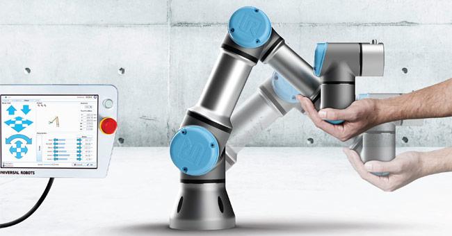 Robotica collaborativa al centro di Milano