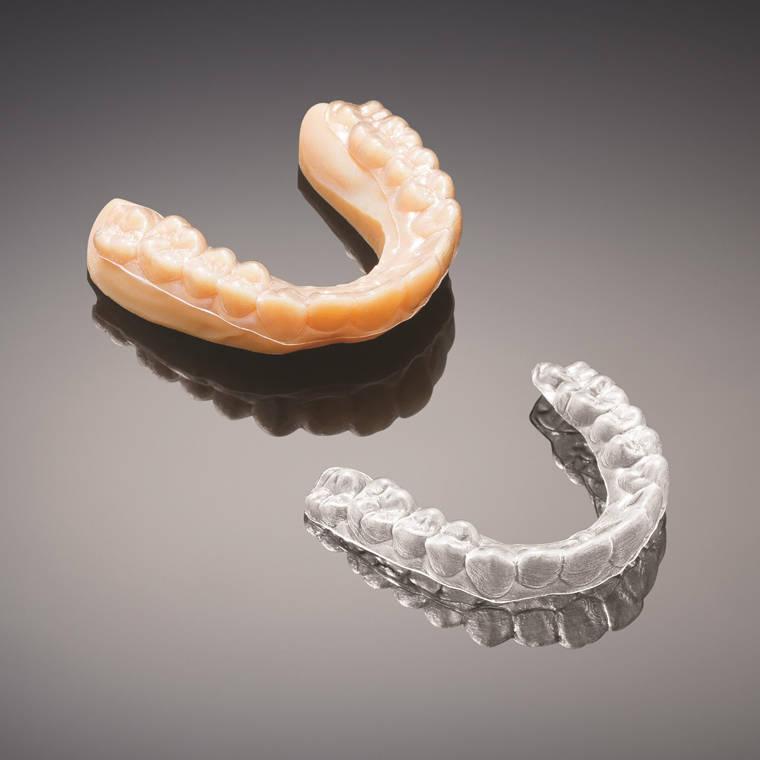 Stratasys dentale