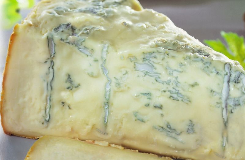 Gorgonzola, the cheese that lives - 46.7KB