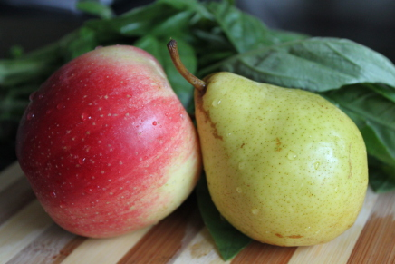 Made in Italy Apples and Pears land in the USA