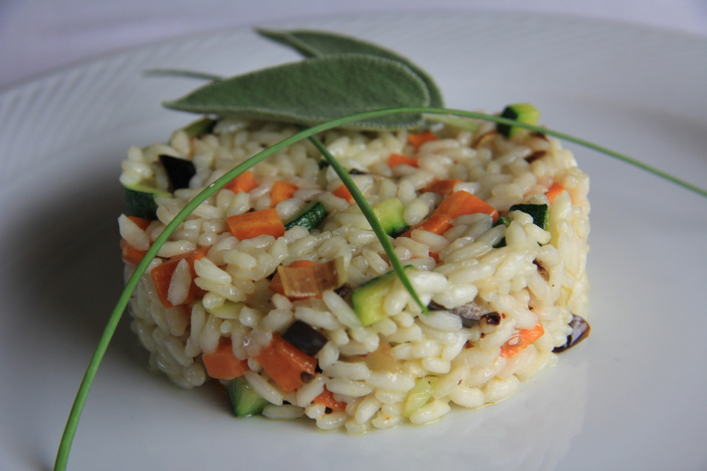 Risotto all'Ortolana