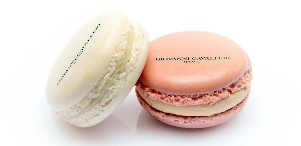I macarons di Giovanni Cavalleri