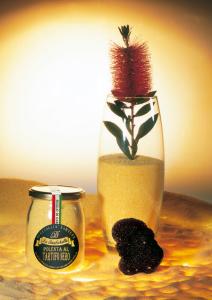 polenta al tartufo nero