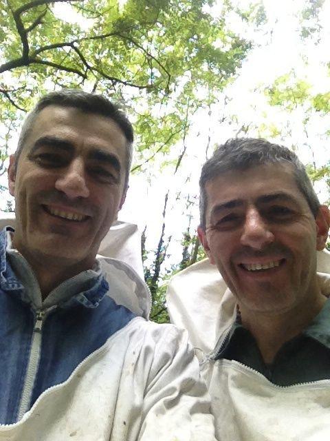Pierpaolo and Fabrizio Cazzola
