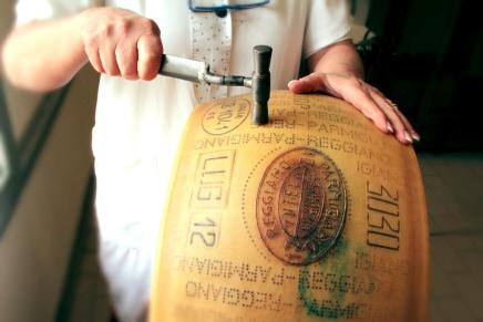 Revolutionary cheeses