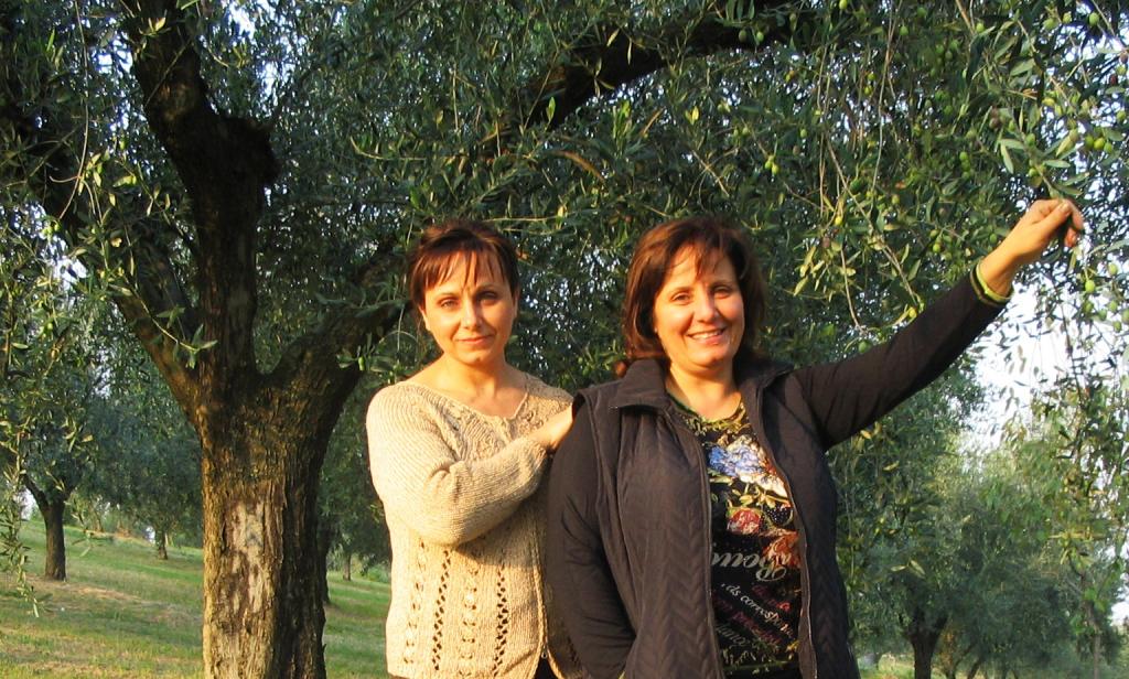 Elisabetta and Gabriella Gabrielloni
