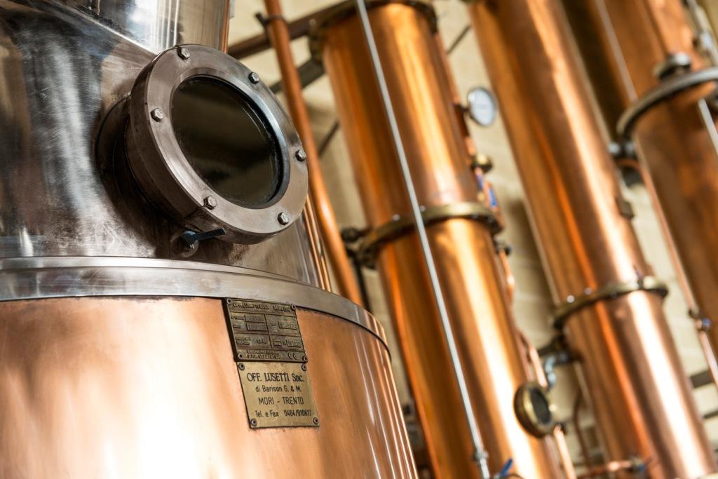 Mazzetti d'Altavilla - La Distilleria