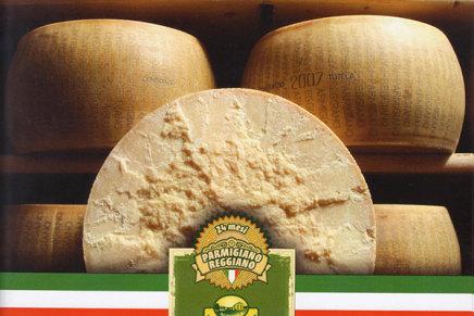 Agricola Giansanti: the DOP Parmigiano Reggiano