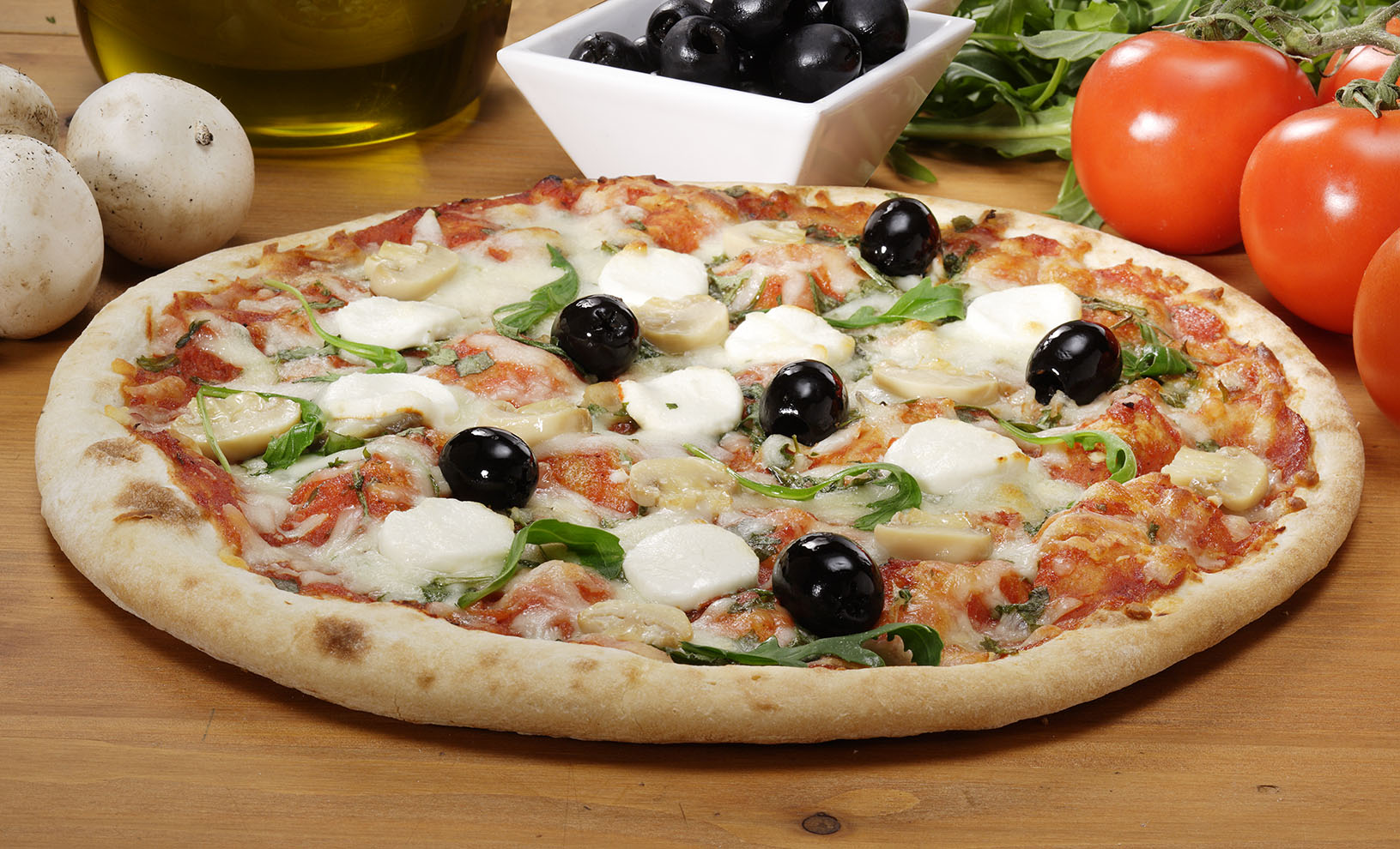 roncadin pizzas and tasty snacks italian food excellence