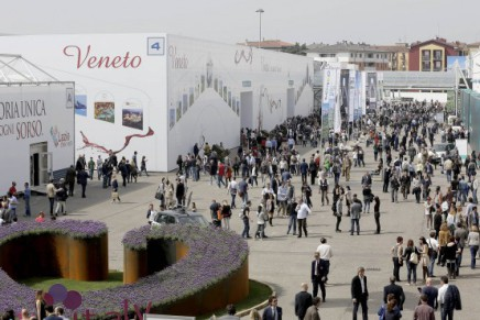 This year's Vinitaly exhibition in Verona ends with a positive outcome